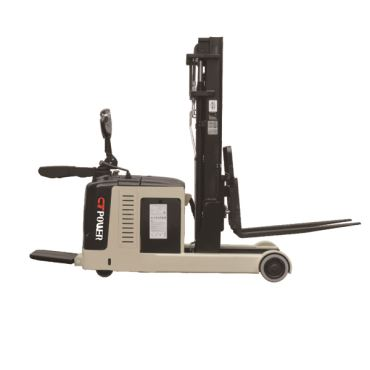 Electric Reach Stacker (Premium Series)