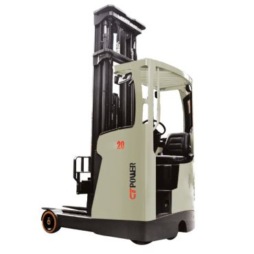 Electric Reach Truck (Sit-down)